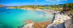 παραλία Χαλκιδική