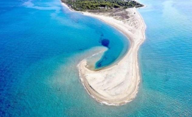 παραλίες 1ο πόδι χαλκιδικής μύτη ποσειδίου