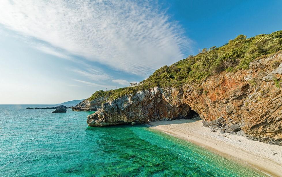 παραλία Πηλίου