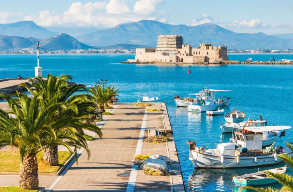 Ναύπλιο πανέμορφες πόλεις